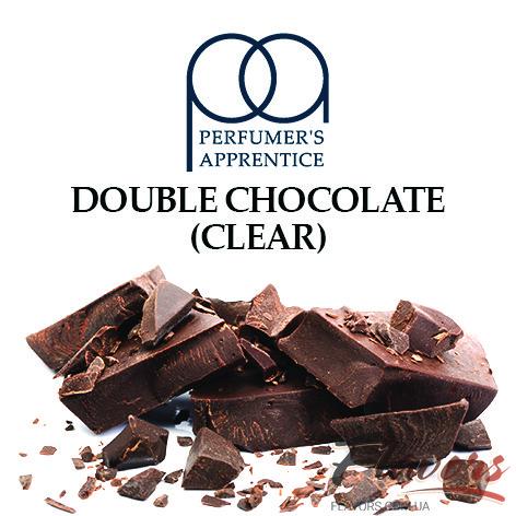 Ароматизатор The perfumer's apprentice TPA Double Chocolate (Clear) (Двойной шоколад (чистый))
