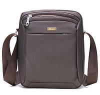 Мужская сумка-клатч в коричневом цвете