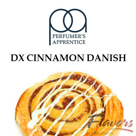 Ароматизатор The perfumer's apprentice TPA DX Cinnamon Danish (DX Датская булочка с корицей)