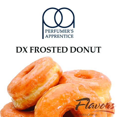 Ароматизатор The perfumer's apprentice TPA DX Frosted Donut Flavor (DX Глазированный пончик)