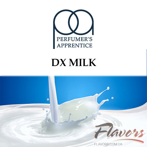 Ароматизатор The perfumer's apprentice TPA DX Milk Flavor (DX Молоко)