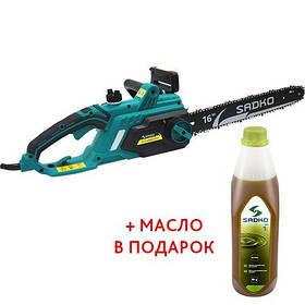 Электропила Sadko ECS-2000 PRO (2 кВт, шина 40 см)