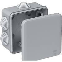 Распределительная коробка открытой установки Schneider Electric, 70x70x40 мм, IP55. SE IMT35090