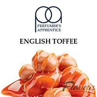 Ароматизатор The perfumer's apprentice TPA -English Toffee Flavor - (Английская Ириска)