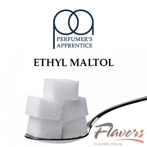 Ароматизатор The perfumer's apprentice TPA Ethyl Maltol 10% (Усилитель вкуса)