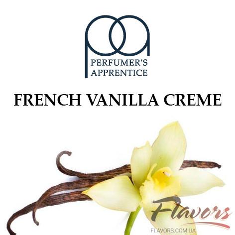 Ароматизатор The perfumer's apprentice TPA French Vanilla Creme (Французский ванильный крем)