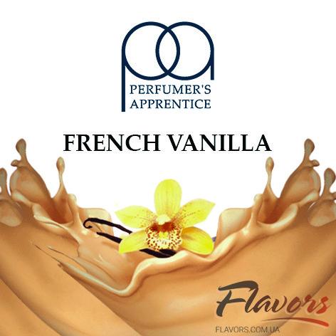 Ароматизатор The perfumer's apprentice TPA French Vanilla Flavor (Французская ваниль)