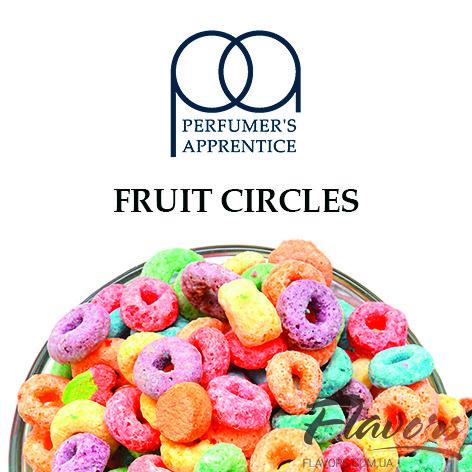 Ароматизатор The perfumer's apprentice TPA Fruit Circles Flavor (Фруктовые колечки)