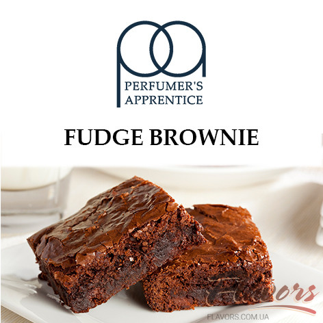 Ароматизатор The perfumer's apprentice TPA Fudge Brownie Flavor (Пирожное с ирисками)