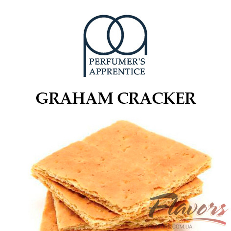 Ароматизатор The perfumer's apprentice TPA Graham Cracker (Грэхем крекер)