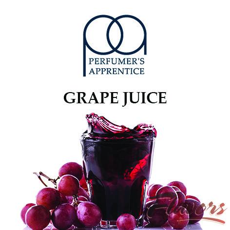 Ароматизатор The perfumer's apprentice TPA Grape Juice Flavor * (Виноградный сок)