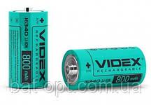 Акк. литий-ионные Videx 16340 880mAh (без защиты)