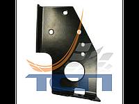 Кронштейн бампера левый (металл) DAF XF105 2005> T150059 ТСП