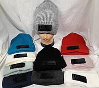 Модная зимняя шапочка на флисе . Польша
