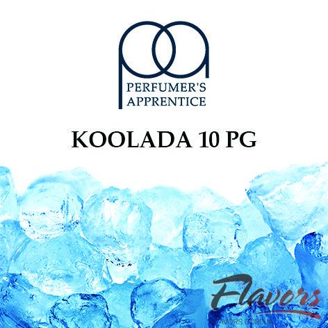 Ароматизатор The perfumer's apprentice TPA Koolada 10 PG (Холодок)