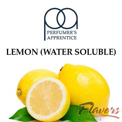 Ароматизатор The perfumer's apprentice TPA Lemon (water soluble) Flavor * (Сочный лимон)