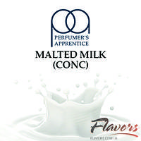 Ароматизатор The perfumer's apprentice TPA Malted Milk (Conc) (Солодовое молоко (концентрат)) 10 мл.
