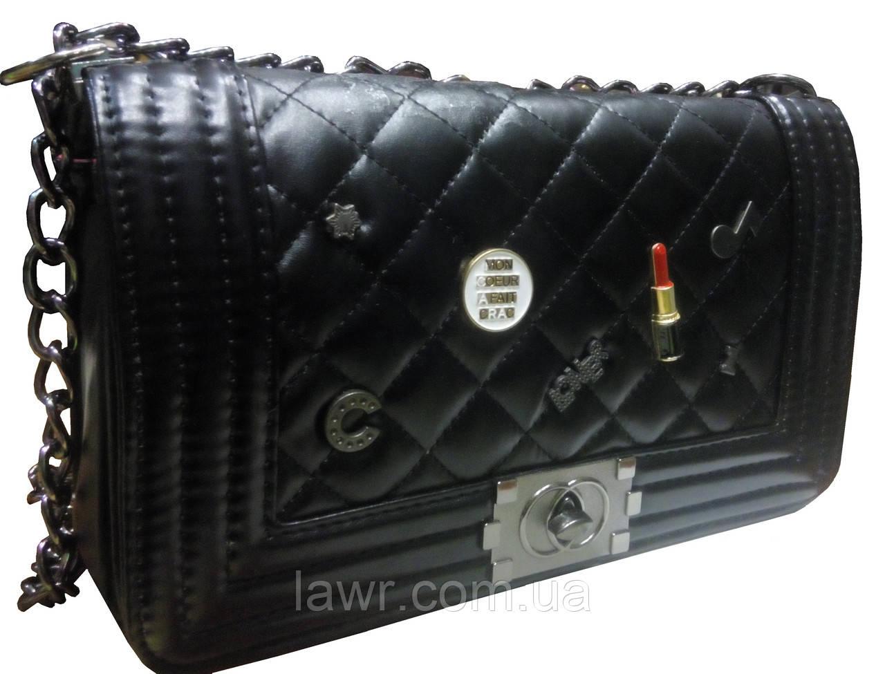 Купить Женская сумка клатч Chanel BOY, Шанель (ЧЕРНЫЙ), 014 в ... 859abdc0c60