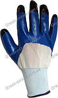 Перчатки стрейчевые с нитриловым покрытием, фото 1