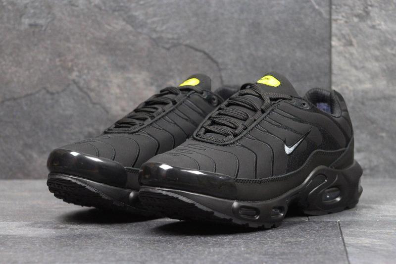 Чоловічі зимові кросівки Nike TN (3547) чорні нубук - Камала в Хмельницком c493580f18ee8