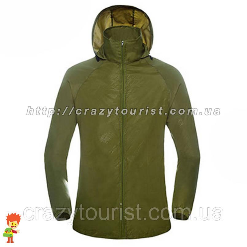 Складная куртка-дождевик ветровка - Интернет-магазин