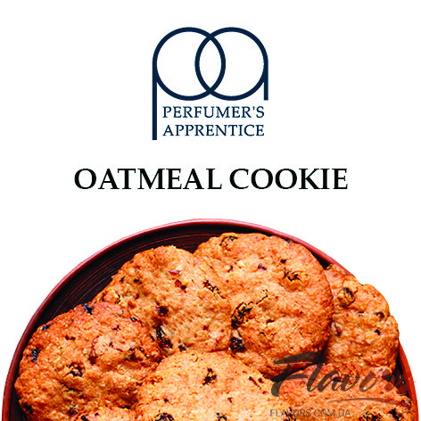 Ароматизатор The perfumer's apprentice TPA Oatmeal Cookie Flavor (Овсяное печенье)