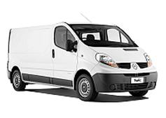Renault Trafic, Opel Vivaro, Nissan Primastar 2001-2010