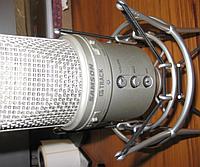 """Студийный микрофон SAMSON G-TRACK USB+""""паук"""""""