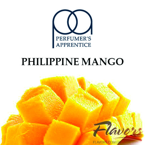 Ароматизатор The perfumer's apprentice TPA Phillipine Mango Flavor (Филиппинское манго)