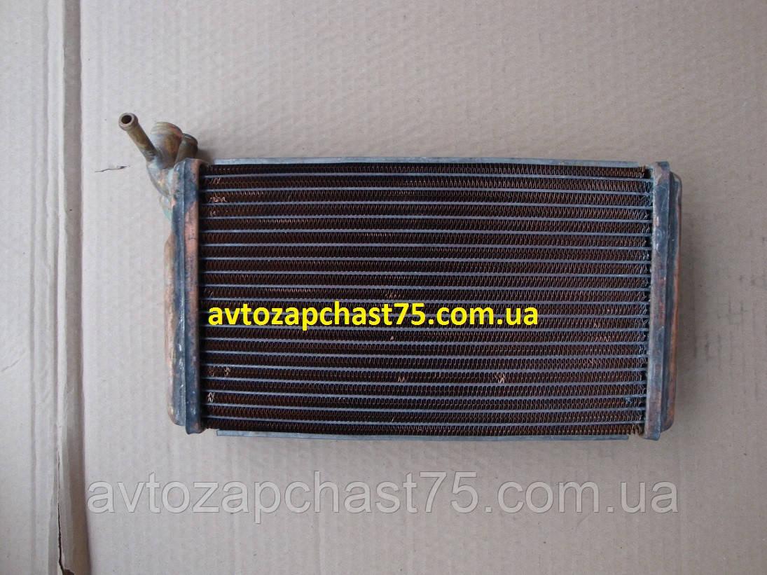 Радиатор печки Ваз 2110 медный (завод Оренбургский радиатор, Россия)