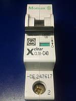 Автоматический выключатель Moeller PL-6 C 40A