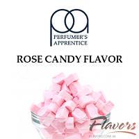 Ароматизатор The perfumer's apprentice TPA -Rose Candy Flavor - (Леденцы с лепестками розы)