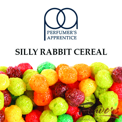 "Ароматизатор The perfumer's apprentice TPA Silly Rabbit Cereal  (Хлопья ""Глупышка кролик"")"