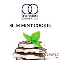 Ароматизатор The perfumer's apprentice TPA -Slim Mint Cookie (Мятное печенье с шоколадной глазурью)