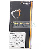 Стоматологическая рентген пленка Сarestream Health T-MAT E 15Х30 см (100шт./уп.)