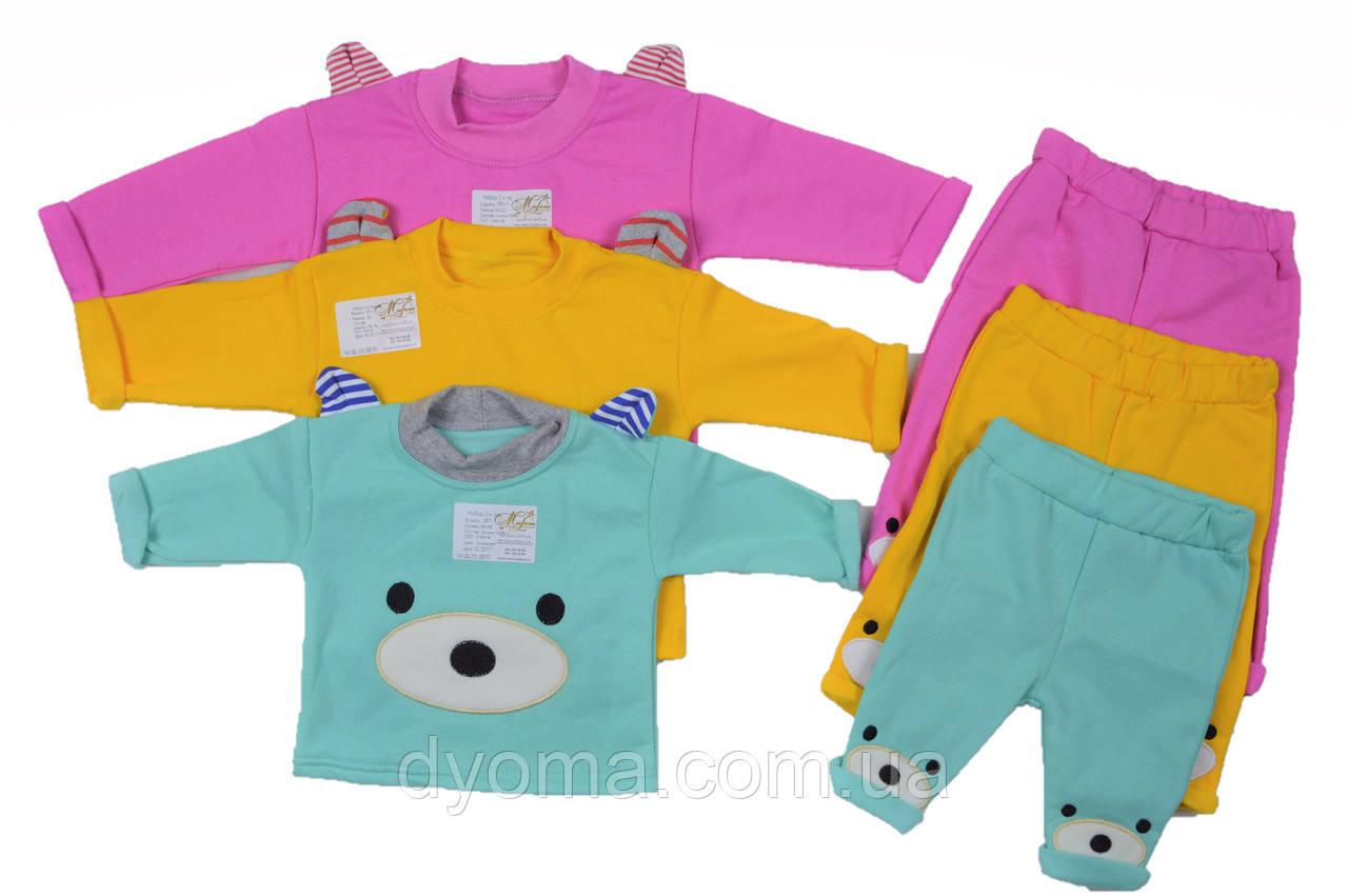 """Детский костюм """"Мишка"""" для новорожденных"""