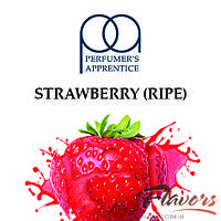 Ароматизатор TPA Strawberry Ripe (Спелая клубника) для самозамеса