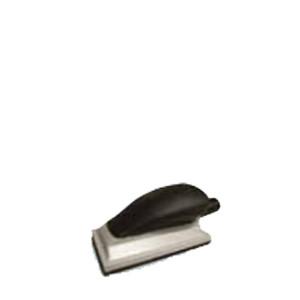 Шлифок с пылеотводом Radex 70х125мм