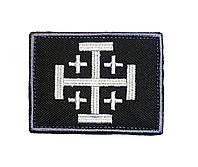 "Патч ""Крест крестоносцев"""