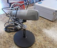 """Комплект студийный микрофон Samson C01U+""""паук""""+подставка""""блин""""-чемодан"""