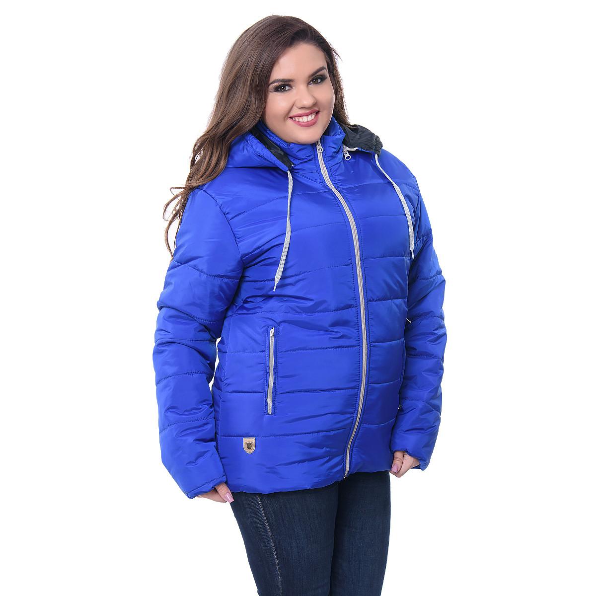 679b7e1feff Куртка женская осень весна от производителя K1227G оптом и в розницу ...