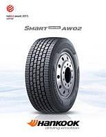 Hankook SmartControl AW02 – зимняя резина для грузовиков