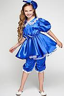 Детский карнавальный костюм для девочки «Мальвина» (3-6 лет), фото 1