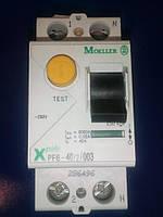 Устройство защитного отключения (УЗО) Moeller PF-6 2P 40A 30мА