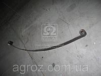 Лист рессоры №1 задний ГАЗ 3302 2-лист. с сайлент. (75х15.4/8-1500) (пр-во Чусовая) 3302-2912015-02 мл с