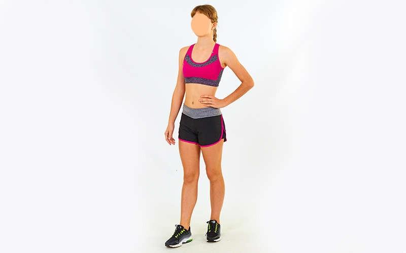 Топ для фитнеса и йоги CO-0227-2