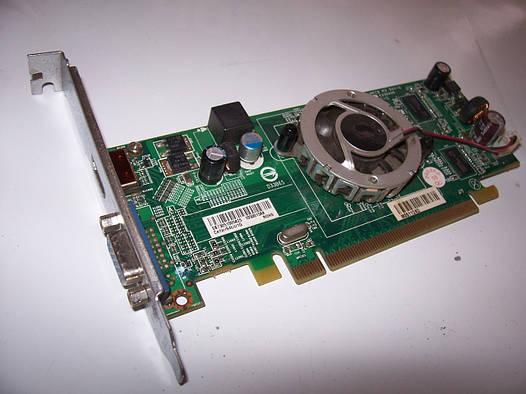 Radeon HD5450  1Gb VGA   HDMI   Б/У  Полностью рабочая!