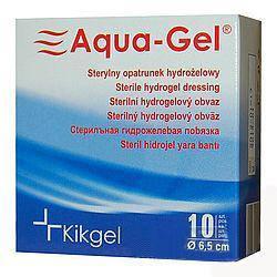 Повязка гидрогелевая Аквагель (AQUA-GEL)  10х12 см, фото 2