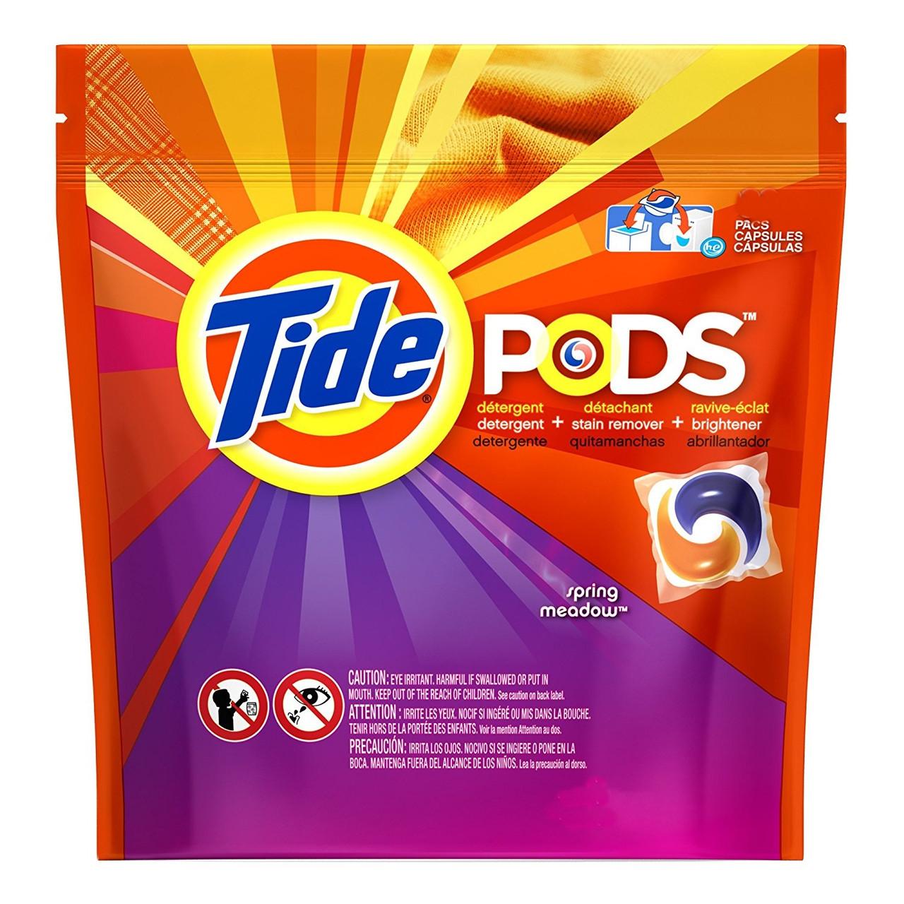 Капсули для прання речей універсальні Tide Pods 3в1