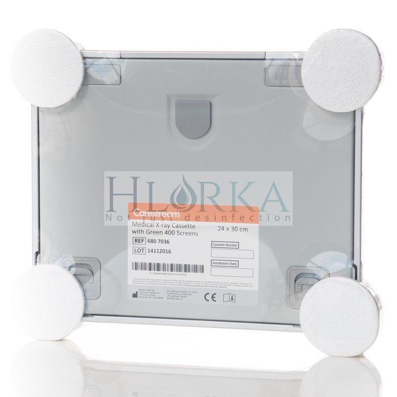 Рентген кассета с усиливающим экраном Medical X-ray Cassette 24x30 cm with Green 400 Screens, Carestream